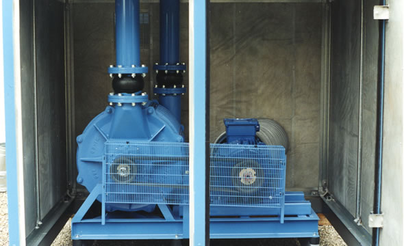 Multistadio per filtro pulizia pneumatica